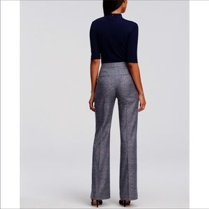 Ann Taylor Signature Wool Blend Trousers Size 6